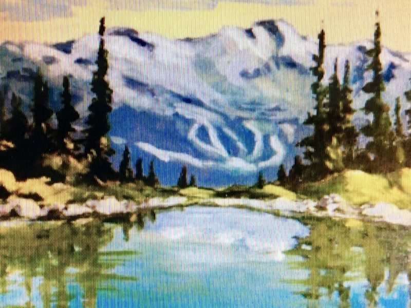 "<span class=""entry-title-primary"">Lesser Harmony Lake, Whistler</span> <span class=""entry-subtitle"">8 x 10, acrylic on canvas </span>"