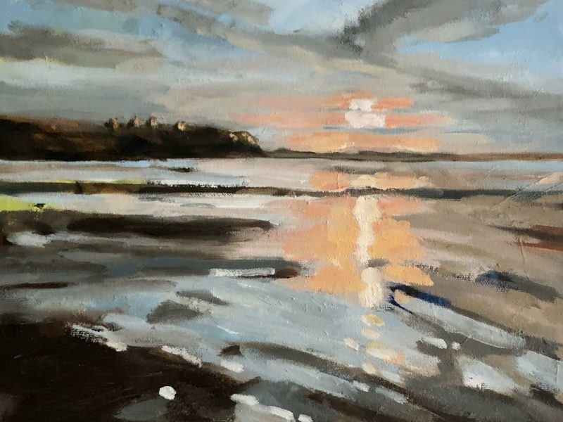 """<span class=""""entry-title-primary"""">Point Grey Light</span> <span class=""""entry-subtitle"""">12 x 12 oil on canvas</span>"""