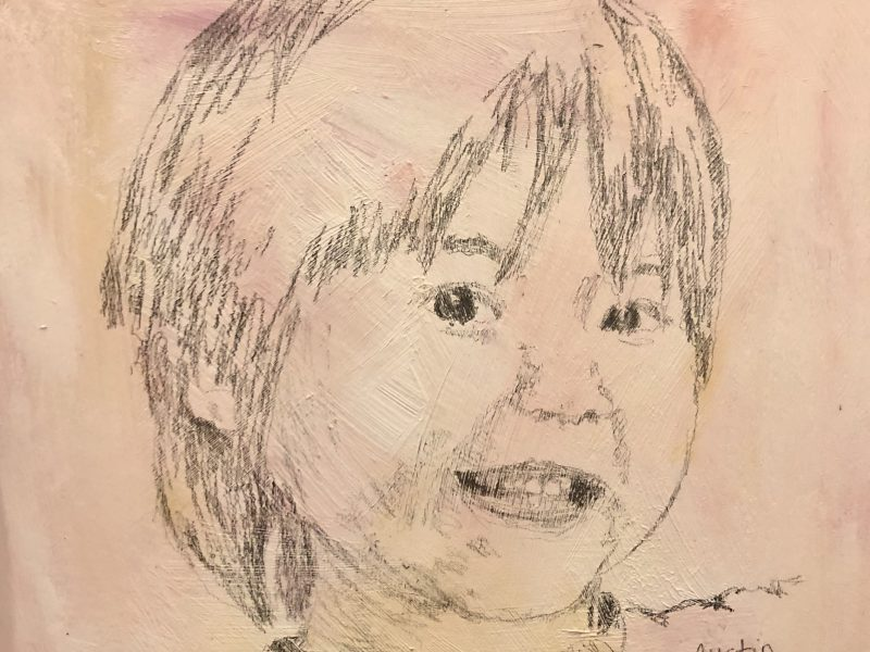 """<span class=""""entry-title-primary"""">Young man 3</span> <span class=""""entry-subtitle"""">6 x 6 , graphite on pine board</span>"""
